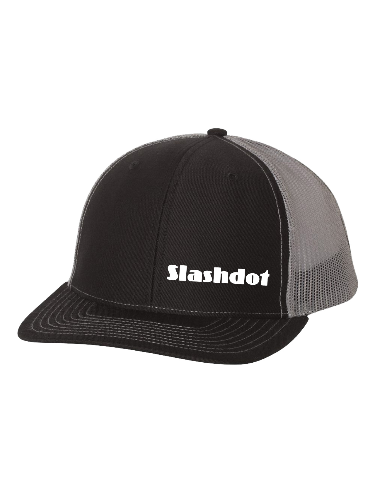 Slashdot Gray Richardson Trucker Cap