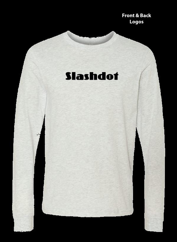 Slashdot Long Sleeve T-shirt